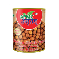 Brown Chick Peas (Kala Chana) in Brine