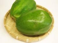 Kacha Papaya
