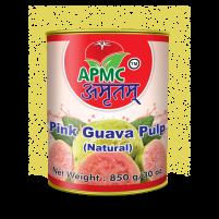 Pink Guava Pulp (Natural)