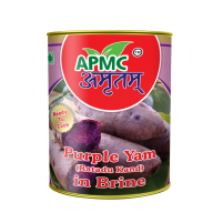 Purple Yam (Ratadu Kand) in Brine