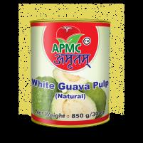 White Guava Pulp (Natural)